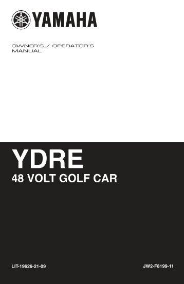 48 volt golf car ydre yamaha golf cars usa?quality\\\\\\\=85 yamaha ydre golf cart 48 volt wiring diagram for model yamaha  at gsmx.co