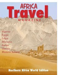 Northern Africa World Edition