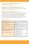 Guide d'accompagnement - Curriculum Services Canada - Page 4