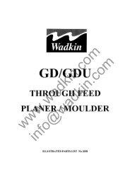 1 - Wadkin
