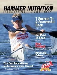 Download - Hammer Nutrition
