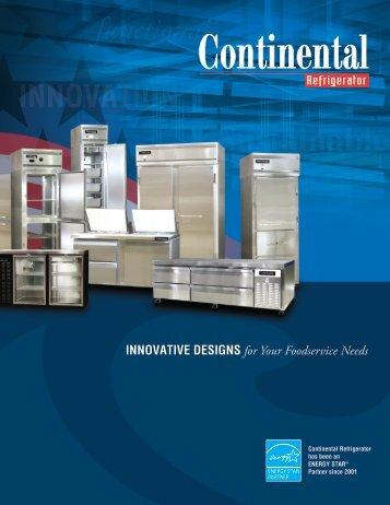 Download PDF - Continental Refrigerator