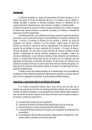 Uso eficiente de la energía - Universidad de Costa Rica