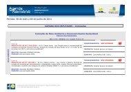 Período: 30 de maio a 03 de junho de 2011 CÂMARA DO Comissão ...