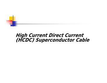 PDF) High Voltage Direct Current Transmission