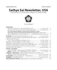 September - October (2.0 mb) - USA Sai Organization