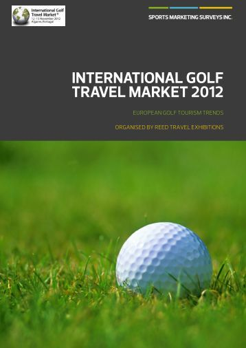 INTERNATIONAL GOLF TRAVEL MARKET 2012