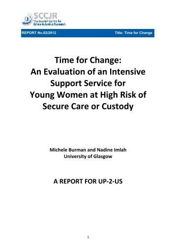 FINAL Time for Change Report 03 04 2012 kh - sccjr