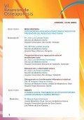VI Reunión de Osteoporosis - Sociedad Española de Medicina Interna - Page 6