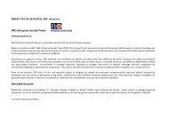 Annonce Directeur General - PRO - version ... - JobsForBrains.ch