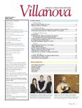 Your Alumni Association - Villanova University - Page 2