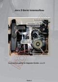 Jura Z-Serie Innenaufbau - KOMTRA GmbH - Page 2