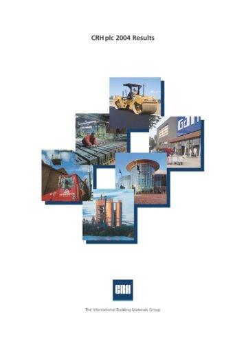 PDF - CRH