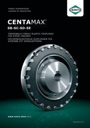 CENTAMAX® - Centa Corp