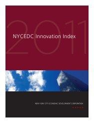 NYCEDC Innovation Index