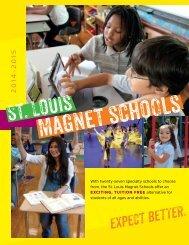 SLPS Magnet School Guide 2014-15 - St. Louis Public Schools