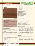 Forestal Fichas Comerciales de Especies Poco Conocidas de ... - Page 4