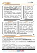 / L'ITALIE / - ILE-DE-FRANCE INTERNATIONAL - Page 4