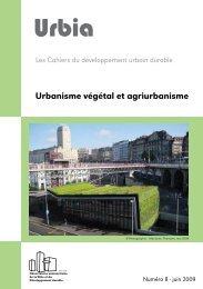 PDF Urbia nº 8 complet - Université de Lausanne