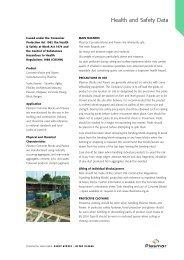 A4 data sheet A.B (Page 1) - Travis Perkins