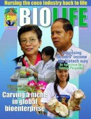 BIOLIFE 1 - SEARCA Biotechnology Information Center