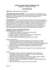 central susquehanna intermediate unit - Center for Schools and ...