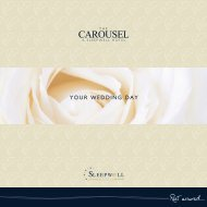 Your Wedding Day - Sleepwell Hotels