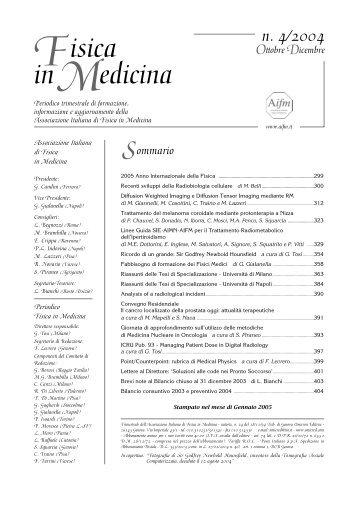 Numero 4-2004 - Aifm