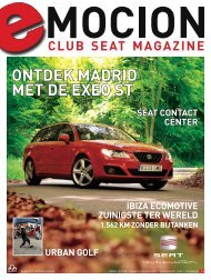 Download magazine 13 - Club SEAT