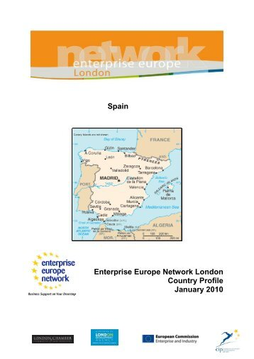Spain - London Chamber of Commerce and Industry