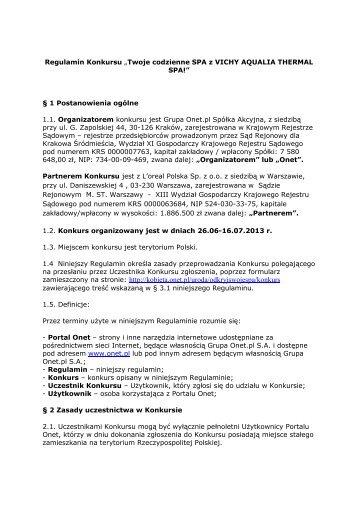 zamieszczony na stronie: http://kobieta.onet.pl/uroda ...