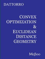 v2006.03.09 - Convex Optimization