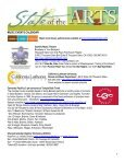 State of the Arts Newsletter City of Ventura Office of Cultural Affairs ... - Page 5