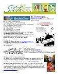 State of the Arts Newsletter City of Ventura Office of Cultural Affairs ... - Page 6