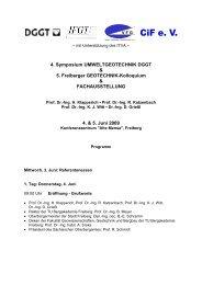 Weitere Informationen - CiF Kompetenz-Zentrum für ...