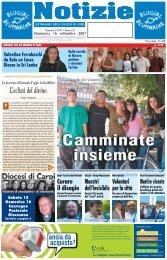 Edizione n° 31 del 16-09-2007 (pdf da 6.808 KB) - Webdiocesi