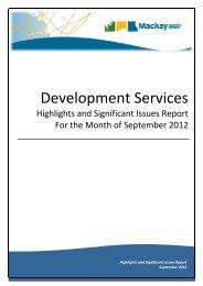 Development Services - Mackay Regional Council - Queensland ...