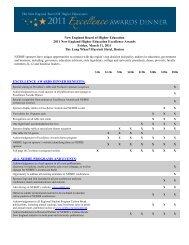 2011 Excellence Awards Sponsorship Opps-3[1] - New England ...