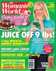 April 18, 2011 - Woman's World - Europharma