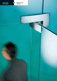 ARCOS Universal - DORMA Interior Glas
