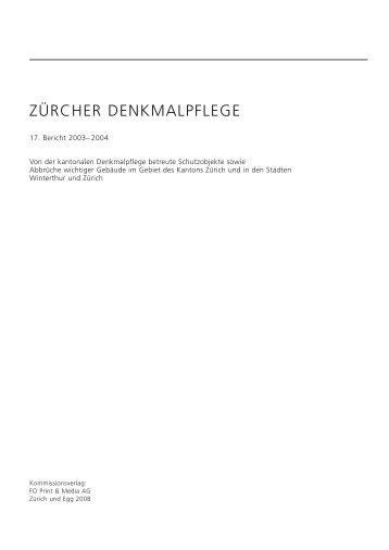 Roessli_17_Bericht 628 KB - crarch-design.ch