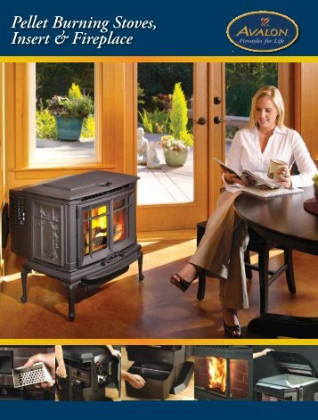 Avalon Pellet Stove Brochure - The Firebird