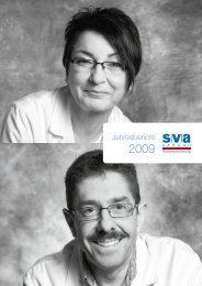 Jahresbericht 2009 (PDF, 3.2 MB) - SVA Aargau