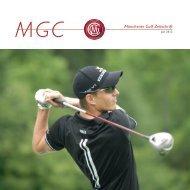 wettspiele thalkirchen - Münchener Golf Club eV