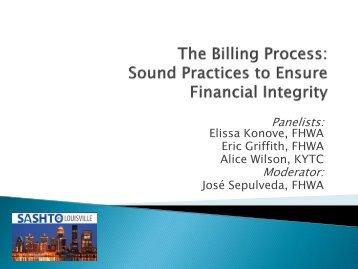The Billing Process.pdf - Kentucky Transportation Cabinet
