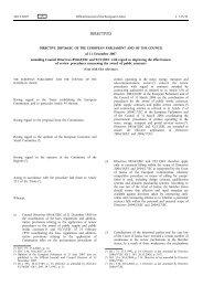 Directive 2007/66/EC - EUR-Lex