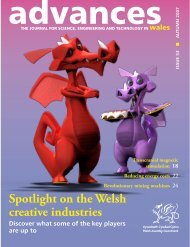 Spotlight on the Welsh creative industries - Enterprise Europe Wales