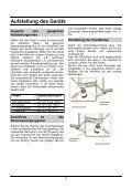 DE – Bedienungsanleitung Kühl-/ Gefrierschrank - Quelle - Page 5