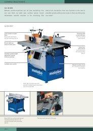 COMBO-MACHINES