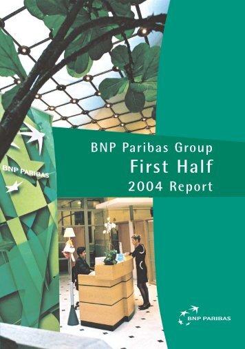 BNP Paribas Group - Zonebourse.com